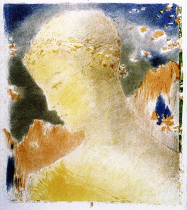 Prints and cards of Beatrice II by Odilon Redon