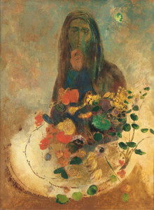 Prints and cards of Mystery by Odilon Redon