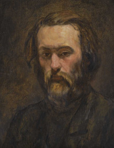 Prints and cards of Portrait of a Man by Paul Cezanne