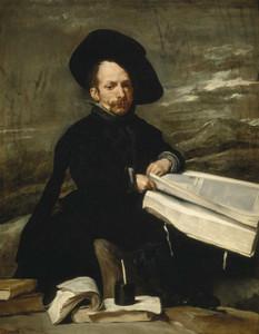 Art prints of The Jester Don Diego de Acedo by Diego Velazquez