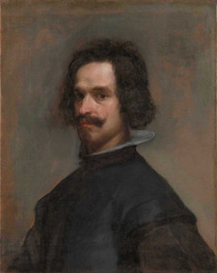 Art prints of Portrait of a Man by Diego Velazquez