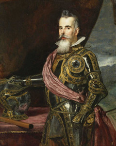 Art prints of Juan Francisco de Pimentel, Count of Benavente by Diego Velazquez