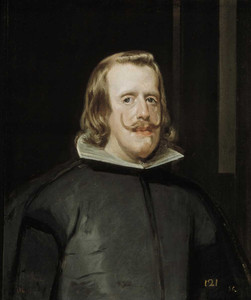 Art prints of Portrait of Philip IV King of Spain by Diego Velazquez