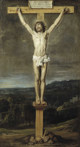 Art prints of Christ on the Cross by Diego Velazquez
