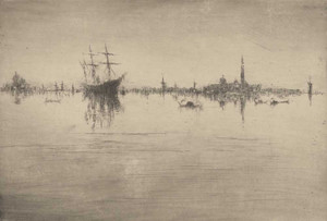 Art prints of Nocturne by James Abbott McNeill Whistler