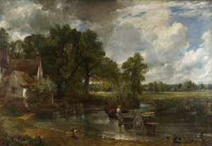 Art prints of The Hay Wain by John Constable