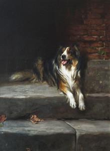 Art prints of My Lady's Companion by Arthur Wardle