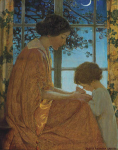 Art prints of This Simple Faith has made America Great by Jessie Willcox Smith