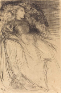 Art prints of Weary by James Abbott McNeill Whistler