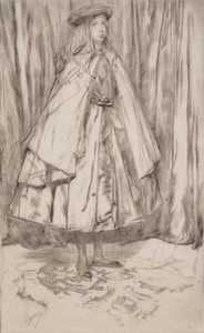 Art prints of Annie Haden by James Abbott McNeill Whistler