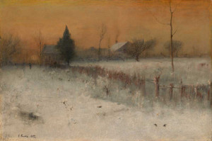 Art prints of Home at Montclair by George Inness