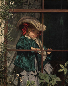 Art prints of No Walk Today by Sophie Anderson