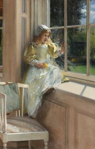 Art prints of Sunshine by Laura Theresa Alma-Tadema