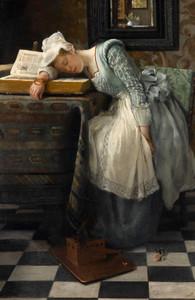 Art prints of World of Dreams by Laura Theresa Alma-Tadema