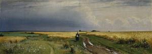 Art prints of In Rye by Ivan Shishkin