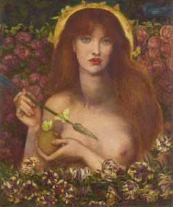 Art prints of Venus Verticordia, 1868 by Dante Gabriel Rossetti