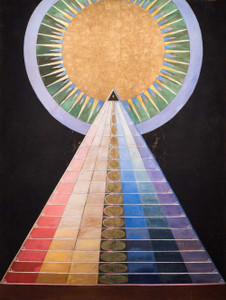 Art prints of Altarpiece No. 1 Group X by Hilma af Klint