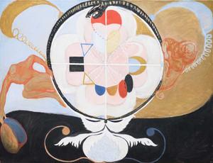 Art prints of Group VI, Evolution No. 13 by Hilma af Klint