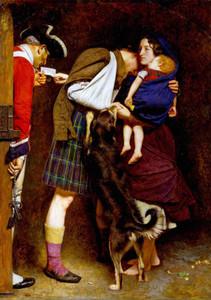 Art prints of Order of Release by John Everett Millais