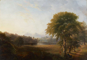 Art prints of Untitled Landscape by Robert S. Duncanson