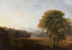 Art prints of Untitled Landscape by Robert S. Duncanson