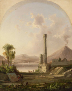 Art prints of Pompeii by Robert S. Duncanson