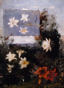 Giclee prints of Flower Studies by Abbott H. Thayer