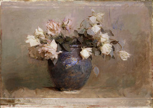 Giclee prints of Roses by Abbott H. Thayer