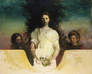 Giclee prints of My Children by Abbott H. Thayer
