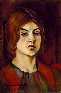 Giclee prints of Self Portrait by Suzanne Valadon