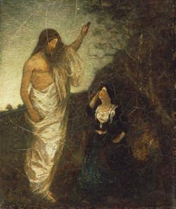 Giclee prints of Resurrection by Arthur Pinkham Ryder