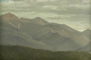 Art Prints of New Hampshire Mountains by Albert Bierstadt