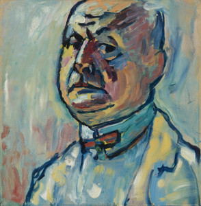Art Prints of Self Portrait by Alexej Von Jawlensky