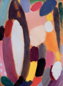 Art Prints of Variation by Alexej Von Jawlensky