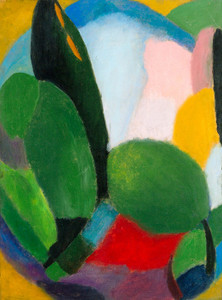 Art Prints of Variation, 1916 by Alexej Von Jawlensky