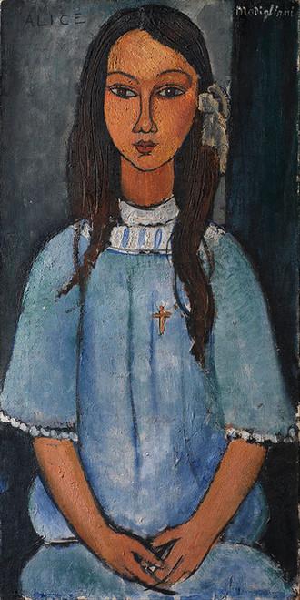 Art Prints of Alice by Amedeo Modigliani