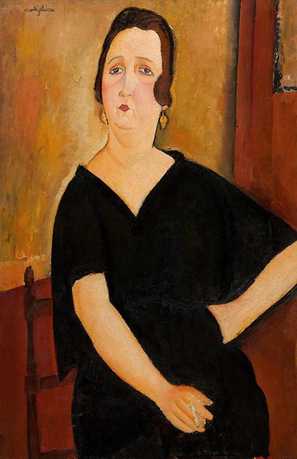 Art Prints of Madame Amedee by Amedeo Modigliani