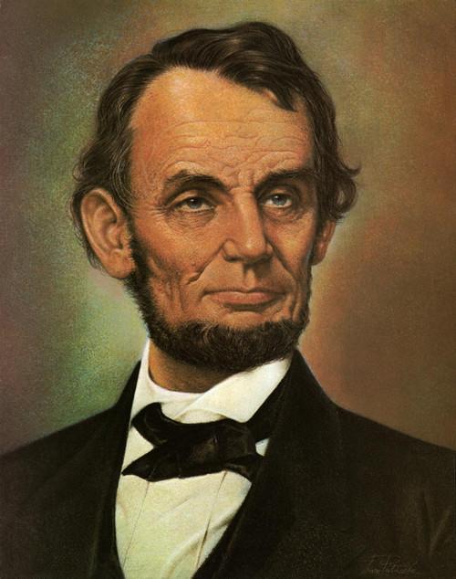 Art Prints of Abraham lincoln, Presidential Portraits