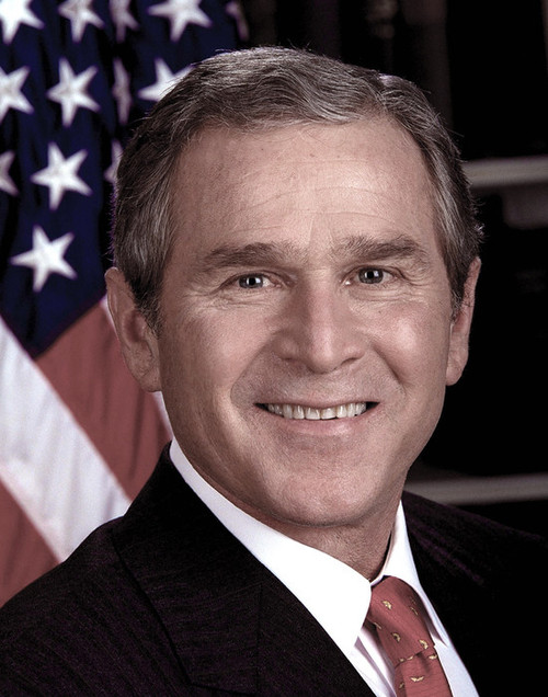 Art Prints of George W. Bush Jr., Presidential Portraits