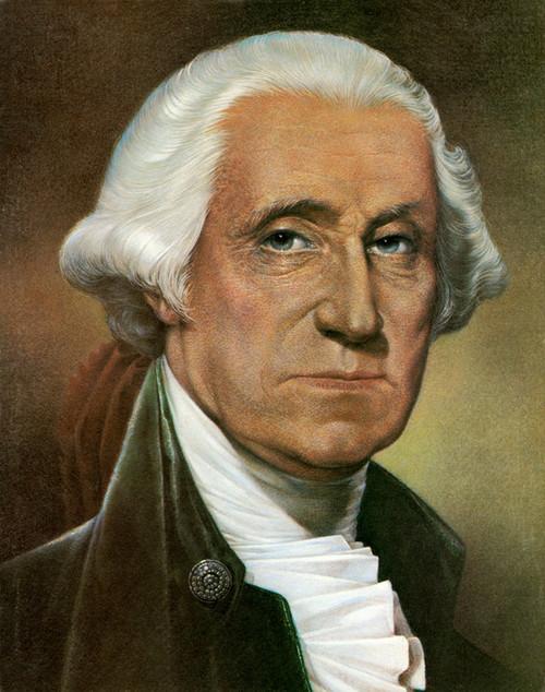 Art Prints of George Washington, Presidential Portraits