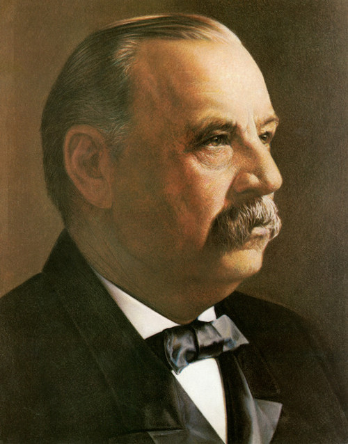 Art Prints of Grover Cleveland, Presidential Portraits