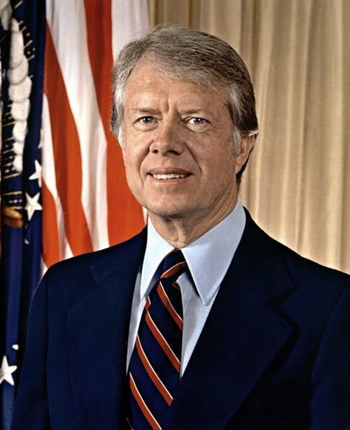 Art Prints of Jimmy Carter, Presidential Portraits