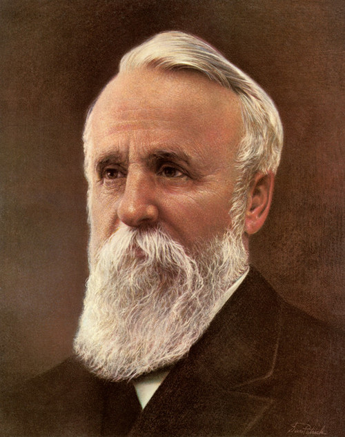 Art Prints of Rutherford B. Hayes, Presidential Portraits