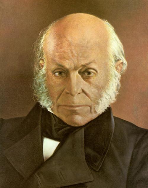 Art Prints of John Quincy Adams, Presidential Portraits