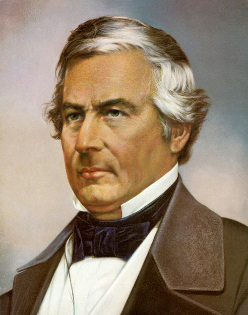 Art Prints of Millard Fillmore, Presidential Portraits