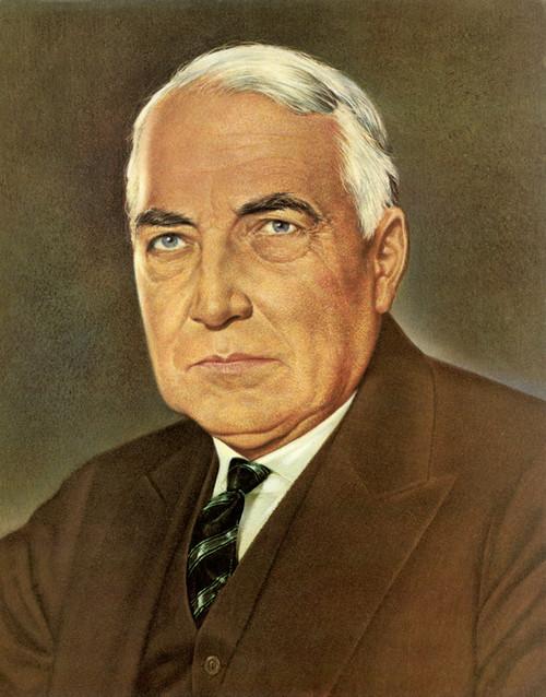 Art Prints of Warren Harding, Presidential Portraits