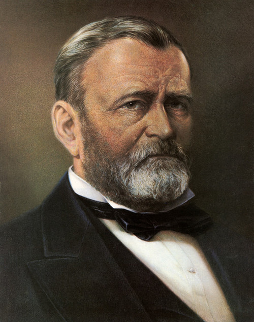 Art Prints of Uysses S. Grant, Presidential Portraits