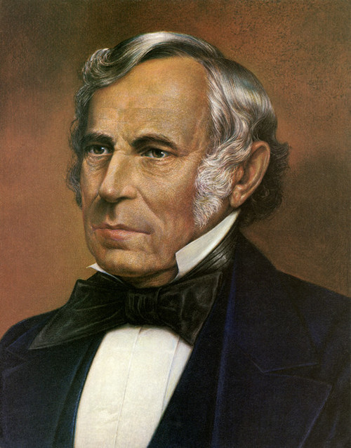 Art Prints of Zachary Taylor, Presidential Portraits