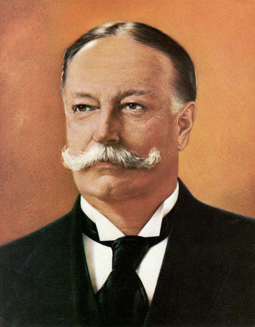 Art Prints of William Taft, Presidential Portraits