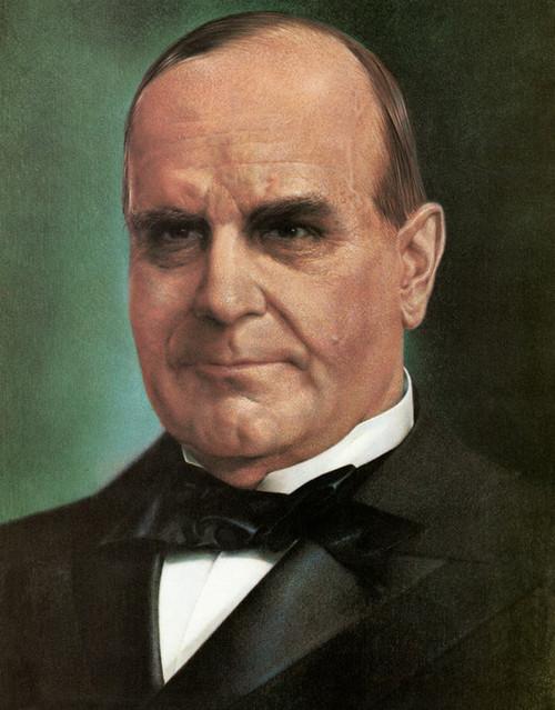 Art Prints of William Mckinley, Presidential Portraits